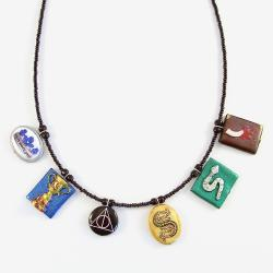 Harry Potter&#039;s Quest for 6 Horcruxes Necklace